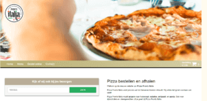 Pizza Pronto Amsterdam