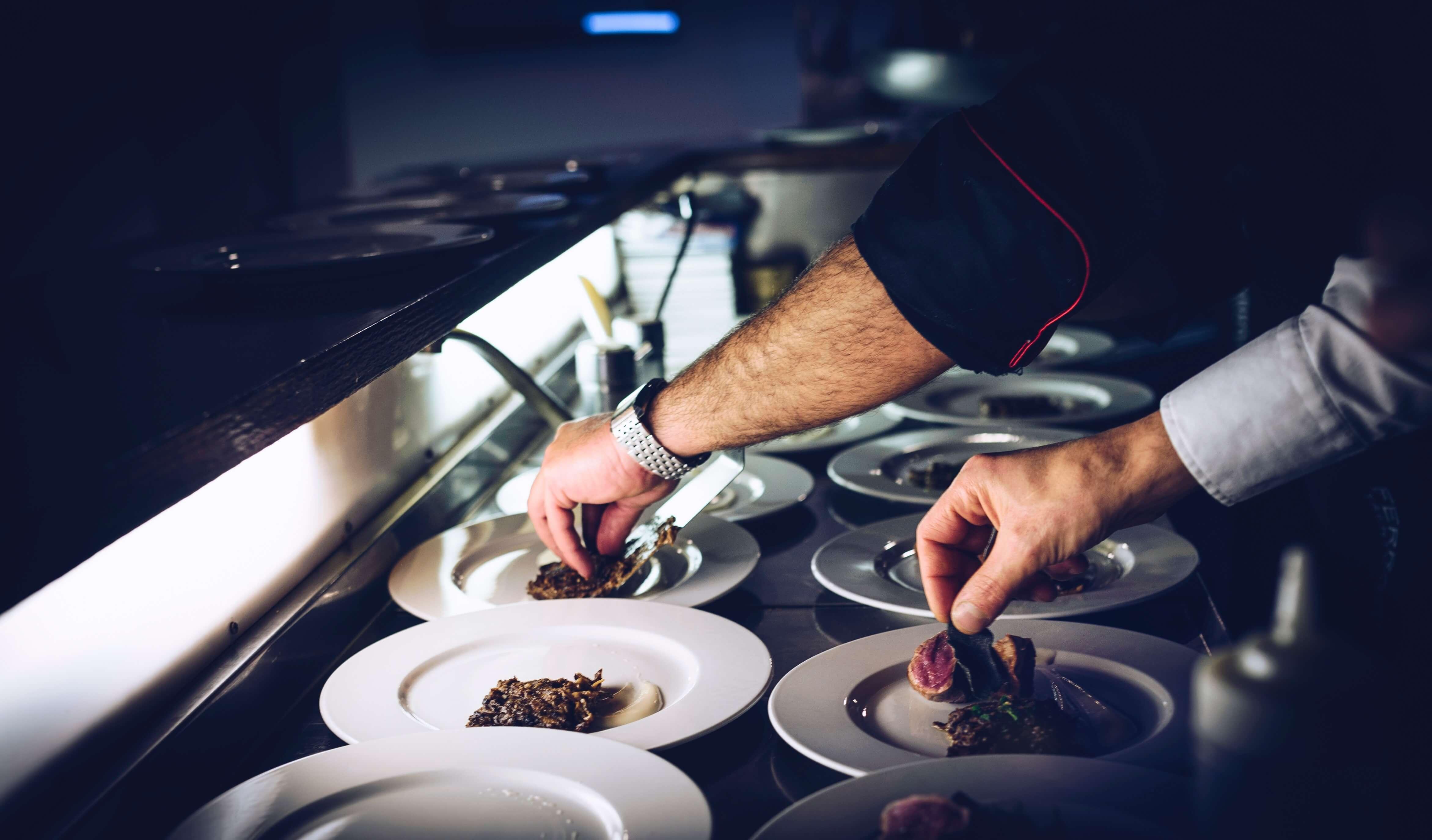 Samenwerken in de keuken