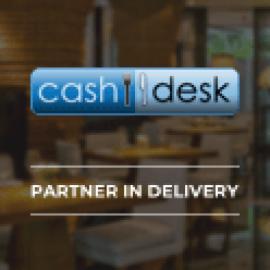 CashDesk logo