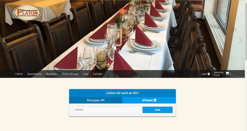 Restaurant Platon Berlin